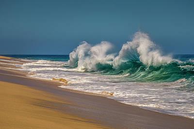Crashing Waves Los Cabos Original