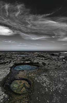 Photograph - Craters by Edgar Laureano