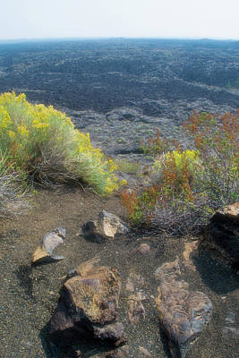 Photograph - Craters Of The Moon by Bonnie Bruno