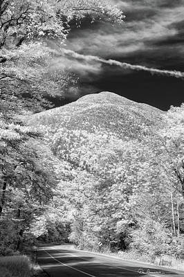 Dan Beauvais Royalty-Free and Rights-Managed Images - Crawford Notch 0919 by Dan Beauvais