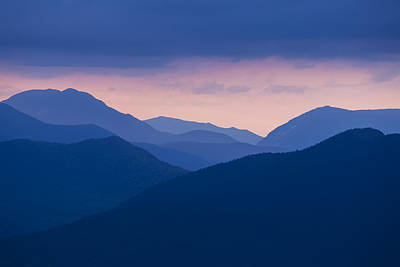 Photograph - Crawford Notch Silhouette by Chris Whiton