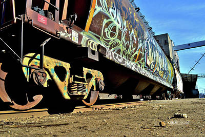 Photograph - Crazy Train by Susie Loechler