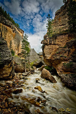 Photograph - Crazy Woman Canyon by Rikk Flohr