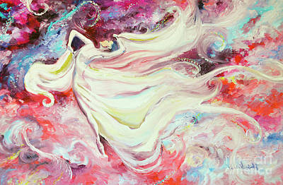 Creation. Free Movement. Original by Ksenia VanderHoff
