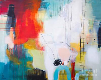 Expresion Painting - Creation I by Ira Ivanova