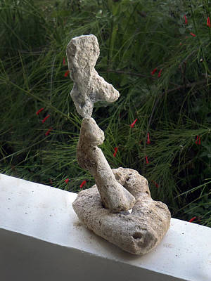 Sculpture - Creation Of Adam by Ed Meredith
