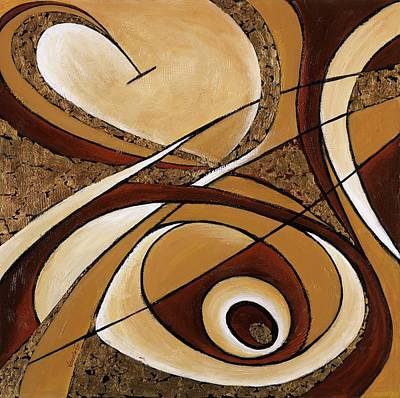 Painting - Creation Of Ea  2 by Vessela Kolibarova