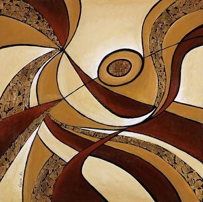 Painting - Creation Of Ea  3 by Vessela Kolibarova