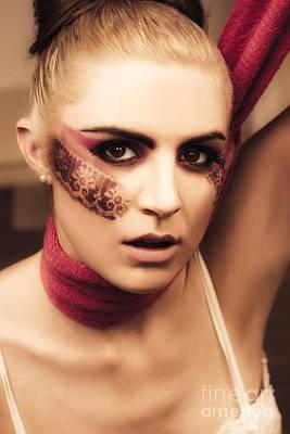 Priska Wettstein Pink Hues - Creative Beauty by Jorgo Photography
