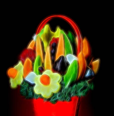 Creative Fruit Basket Original