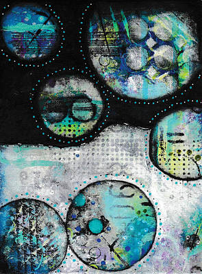 Mixed Media - Creativesoul by Tina Marie Hilton