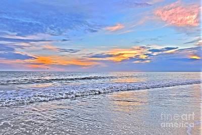 Photograph - Creators Sunset by Shelia Kempf