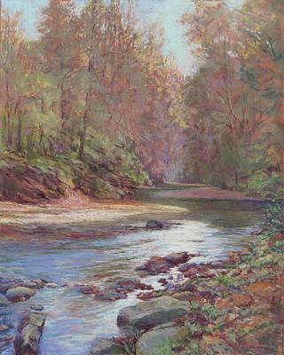 Painting - Creek Adventure by Marsha Savage