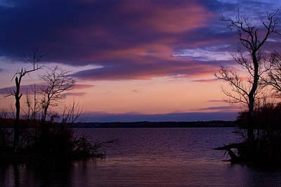 Photograph - Creek At Day Break by Buddy Scott