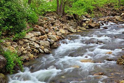 Photograph - Creek Water by Jill Lang