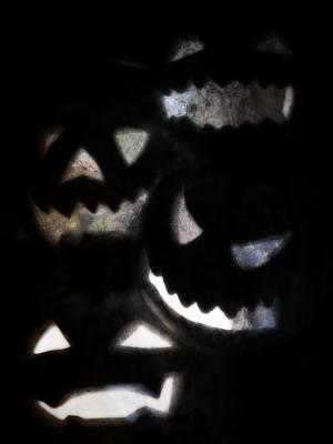 Photograph - Creepy Jack by Kyle West