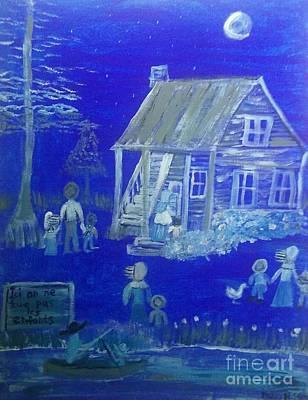 Acadian Painting - Creole Dream  by Seaux-N-Seau Soileau