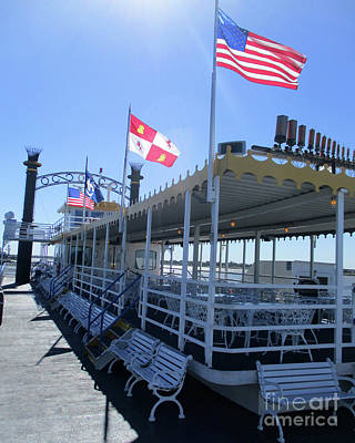 Photograph - Creole Queen by Randall Weidner