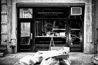Photograph - Crepes Dunord by John Rizzuto