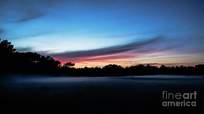 Photograph - Crepuscule by Jorg Becker