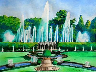Philadelphia Pa Painting - Crescendo  by Arthur Deaville