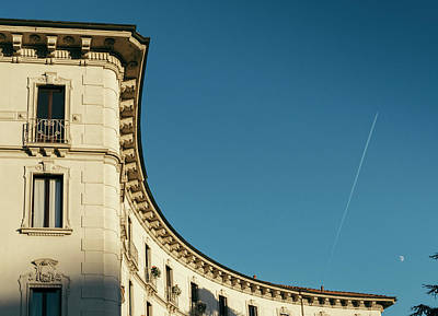 Photograph - Crescent by Alexandre Rotenberg