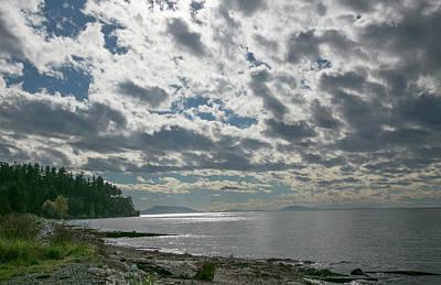 Photograph - Crescent Beach by Elvira Butler