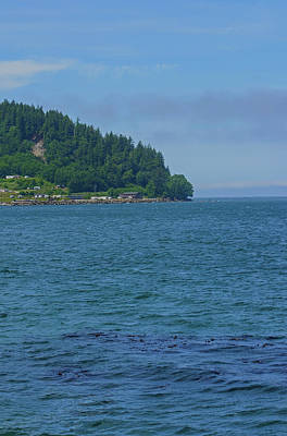 Photograph - Crescent Beach Right Panoramic by Tikvah's Hope