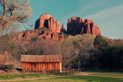 Photograph - Crescent Moon Park by Ray Devlin