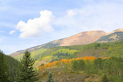 Crested Butte Art Print by Jessie Foster