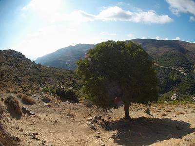 Photograph - Crete Inland View by Jouko Lehto