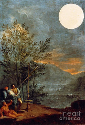 Photograph - Creti: The Sun, 1711 by Granger
