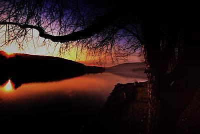 Photograph - Crick Ain't Riz by Robert McCubbin