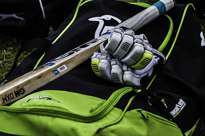 Photograph - Cricket by Chris Coffee