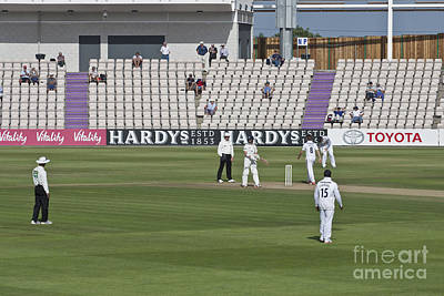 Photograph - Cricket Match by Terri Waters