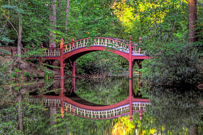 Photograph - Crim Dell Summer by Jerry Gammon