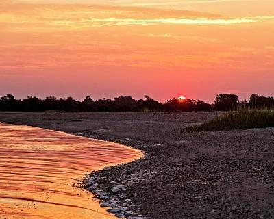 Photograph - Crimson Dawn by Alan Raasch