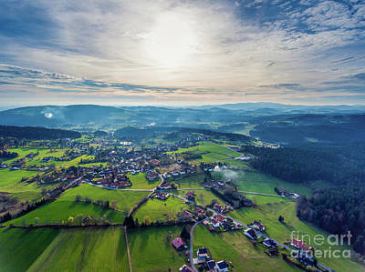 Photograph - Crisp Bavarian Afternoon by Jonathan Painter