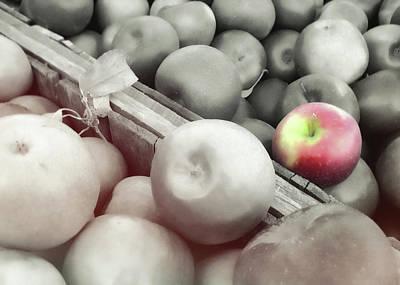 Crisp Harvest Art Print by JAMART Photography