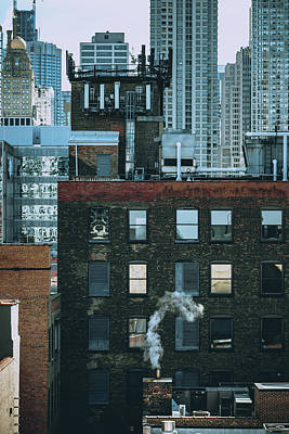Photograph - Crispy Chicago Morn by Nisah Cheatham