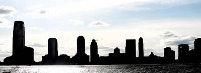 Digital Art - Crispy Jersey City by Keshava Shukla