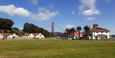 Crissy Field - San Francisco Art Print by Mountain Dreams
