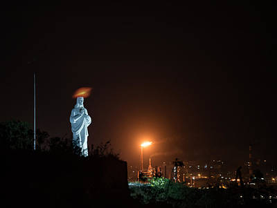 Photograph - Cristo De Havana by Art Atkins