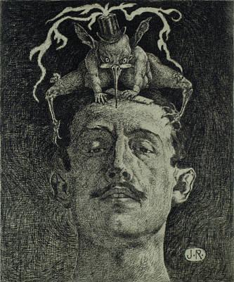 Criticism Art Print