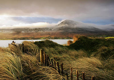 Photograph - Croagh Patrick, Co Mayo , Ireland by Peter McCabe