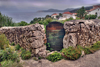 Croatian Gate Art Print by Don Wolf