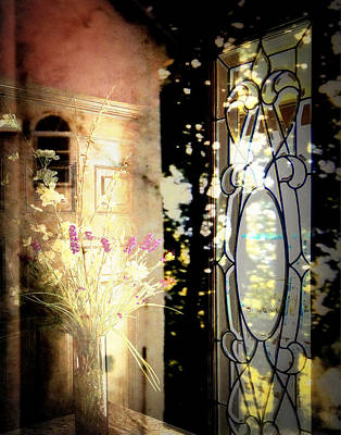 Digital Art - Croatia's Window by Theresa Marie Johnson