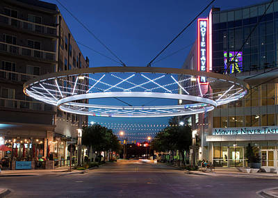 Photograph - Crockett Circle Fort Worth 060217 by Rospotte Photography