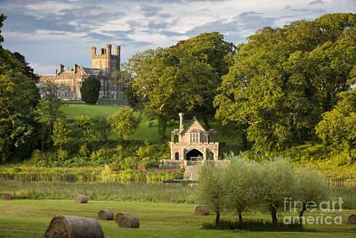 Photograph - Crom Castle Evening II by Brian Jannsen