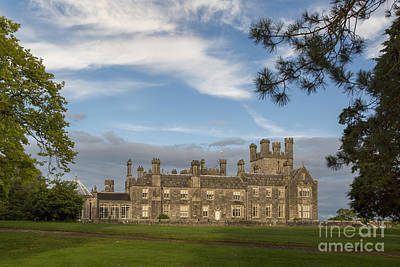 Photograph - Crom Castle II by Brian Jannsen